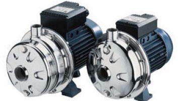 CDX-2CDX Serisi Tek ve Çift Kademeli Paslanmaz Çelik Santrifüj Pompalar