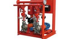 FFS-FFBD Serisi Yangın Hidrofor Sistemleri