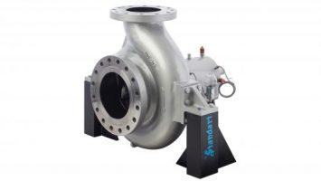 SCP-HT Kızgın Su ve Jeotermal Kuyubaşı Pompaları
