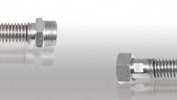 Fittings Kaynaklı Örgüsüz Flexible Metal Hortumlar