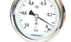 Vakummetreler & Mano-Vakummetreler