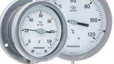 Gaz Dolgulu Termometreler