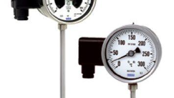 Elektrik Kontaklı Termometreler